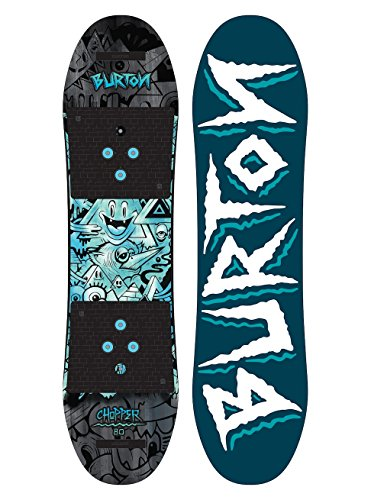 Burton chopper snowboard, bambino, no color, 130