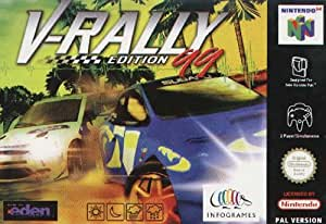 V-Rally (N64)