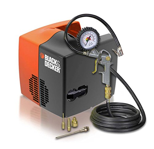Black & Decker, Compressore Cubo, 1793