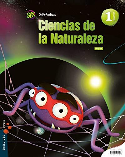 Ciencias de la Naturaleza 1º Primaria (Pauta)+Ventanas al mundo (Superpixépolis)