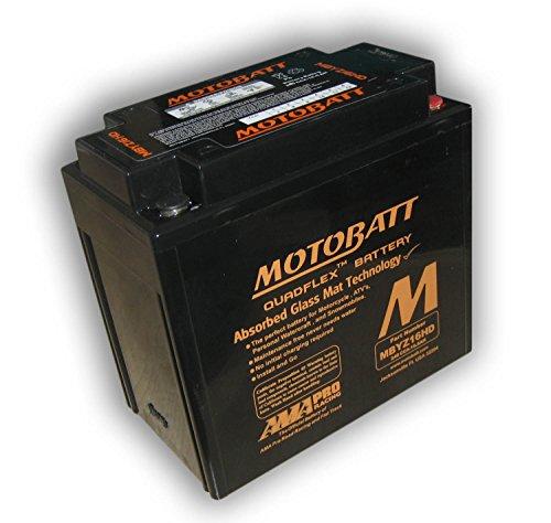 Batteria MBYZ16HD Motobatt BQ041