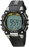 Timex Unisex Erwachsene Digital Uhr mit Harz Armband T5E2319J