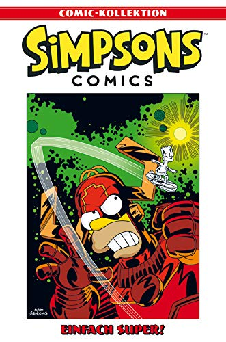 Simpsons Comic-Kollektion: Bd. 43: Einfach super!