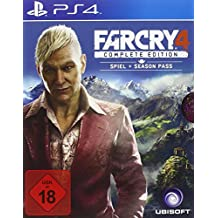 Ubisoft PS4 Far Cry 4 Complete Edition