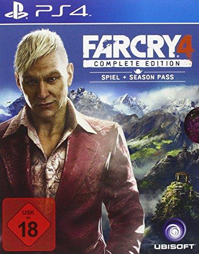 Far Cry 4 - Complete Edition - [PlayStation 4] (Playstation Far Cry 4)