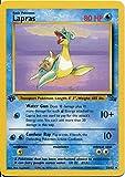 Pokemon fossiles 1st Edition Carte Rare # 25Lokhlass