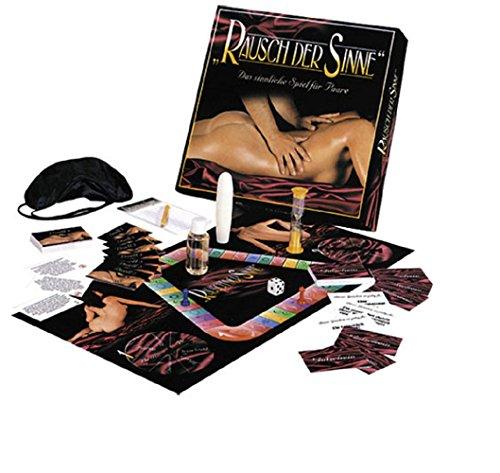 Das erotische Spiel für lange Party-Nächte lässt einen den Partner bzw. die Mitspieler richtig...