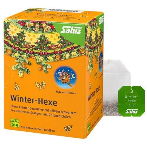Winter-Hexe Kräuter-Gewürztee bio 15 FB (30 g) - Hexe Kraut
