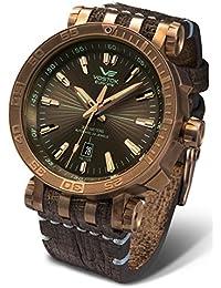 Vostok Europe Reloj de caballero NH35A-575O285