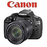 Camara Reflex Canon EOS 1200d ds126491+ Objektiv Canon EFS 18–135mm gebraucht | C