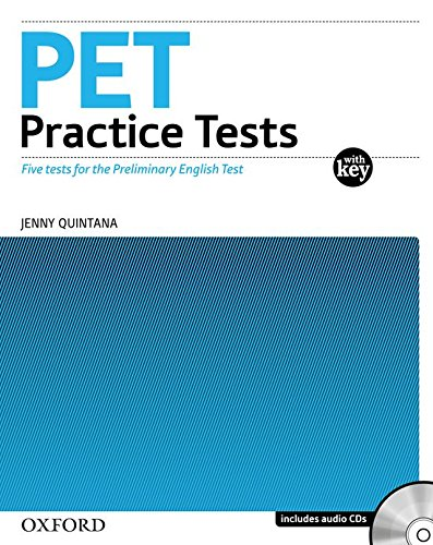 Pet practice tests. With key. Per le Scuole superiori. Con 2 CD Audio