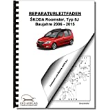 SKODA Roomster, 5J (06-15) Heizung, Belüftung, Klimaanlage - Reparaturanleitung