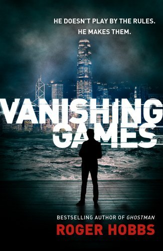 Vanishing Games by Roger Hobbs (2015-07-09)