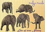 Telecharger Livres personnalise elephant puzzle a personnaliser avec votre propre photo et Text pouvez Modifier n importe quel Texte 1002 D1 (PDF,EPUB,MOBI) gratuits en Francaise