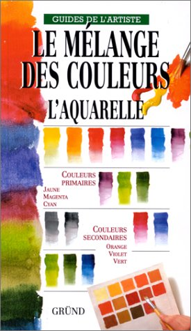 Le mélange des couleurs : L'aquarelle