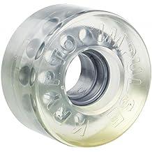 Kryptonics Roller Impulse Ruedas, Trasparente, 62 mm