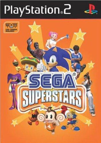EyeToy: Sega Superstars