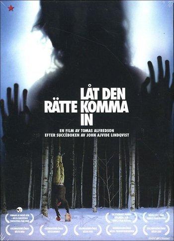 Preisvergleich Produktbild DVD Låt Den Rätte Komma In (So Finster Die Nacht) - schwedisch