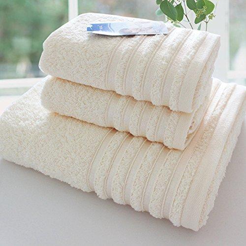 ZHFC pur coton épaississement serviette serviette adult homme femme amant  foyer bath serviette augmentation water 3 7ec167f79bc