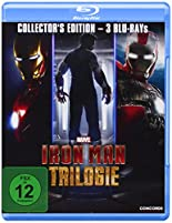 Iron Man Trilogie (Collector's Edition) [Blu-ray] hier kaufen