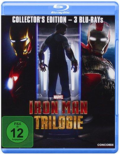 Iron Man Trilogie (Collector's Edition) [Blu-ray] hier kaufen