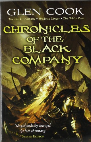 [ CHRONICLES OF THE BLACK COMPANY THE BLACK COMPANY - SHADOWS LINGER - THE WHITE ROSE BY COOK, GLEN](AUTHOR)PAPERBACK