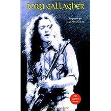 Rory Gallagher. Avec un CD-audio