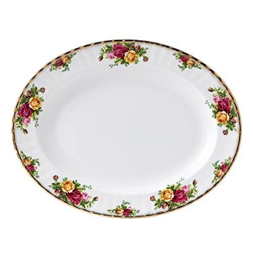 38cm Oval Dish