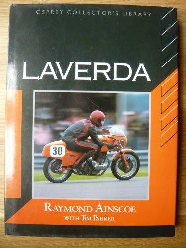 Laverda (Osprey colour series) por Raymond Ainscoe