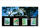 KEW GARDENS 1840 1990 PRESENTATION PACK Royal Mail Mint British Collector Stamps in Presentation Pack - 1990 *** MNH ** No. of Stamps: 4 *** Guaranteed Brand New, Well-Packaged, Gift-Wrapped Free