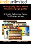NEW: Photographers Cheat Sheets - A q...