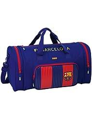 494cd9115d3a9 Safta Bolsa De Deporte F.C. Barcelona 1ª Equip. 16 17 Oficial 550x270x260mm