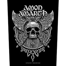 Skull and Axes Backpatch