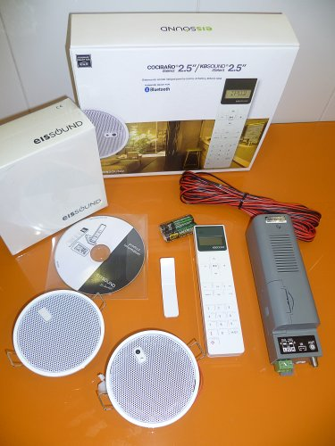 Eissound 50302 - Kit de sonido