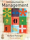Introduction to Management 3rd ed