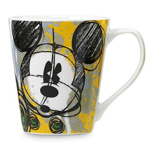 Disney PWM21/1PB Mickey Mouse Tazza, Disegno Mickey Grafic