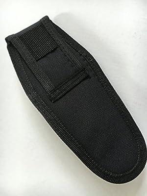 1Stück Wolfcraft Nylon Messerholster Gürteltasche für Messer/Cuttermesser