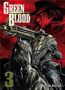 Green Blood Edition simple Tome 3