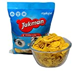 #10: Jakman Kerala Banana Chips (Round) 300G ( 150G X 2 Pack )