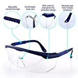 Enlarge toy image: Childrens Safety Glasses by YAMI, 4PCS Outdoor Game Protective Goggles Eyewear for Water Gun Game Eye Protection