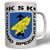 Spezialeinsatzkommando Kommando Spezialkräfte Sek Sonderieinsatzkommando Soldat Gsg9 Ksk Sas Spezial Einheit - Tasse Kaffee Becher #16769