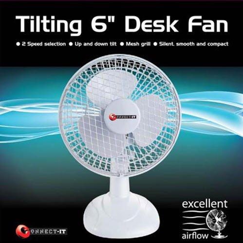 connect-it-6-inch-desk-fan