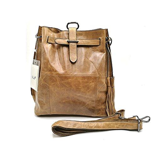 sheli-new-tan-women-leather-backpack-crossbody-purse-distress-boho-bucket-travel-bag