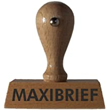 Maxibrief LE-ONs® Holzstempel Professional-Serie L36