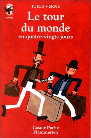 Verne/Tour Du Monde En 80 Jours