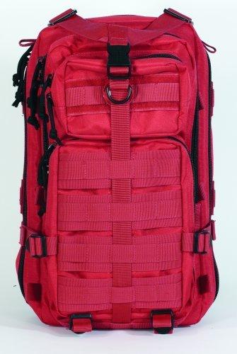 Voodoo Tactical 15-9588016000Level III Assault Pack, rot