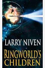 Ringworld's Children Paperback