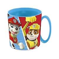 Paw Patrol The Patrol Canina-Mug plastic Micro 350ml (Stor) (82704)