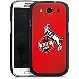 Samsung Galaxy S3 Neo Hülle Schutz Hard Case Cover 1. FC Köln Fanartikel Fußball