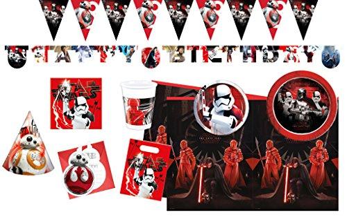 Procos 10118263 Partyset Star Wars